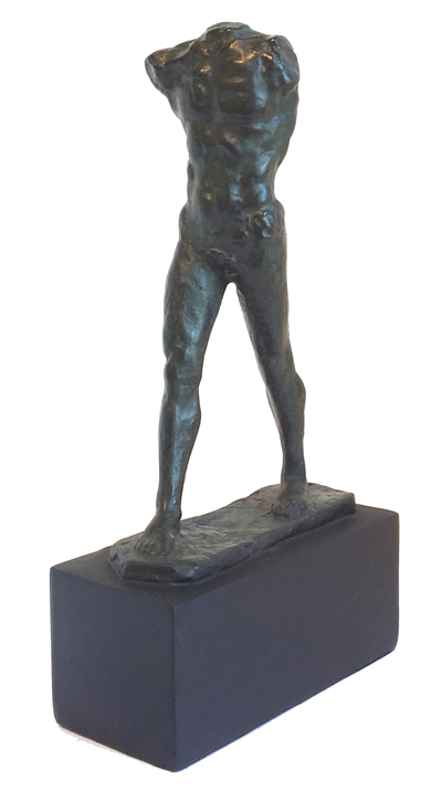 Walking Man by Rodin - Polyresin
