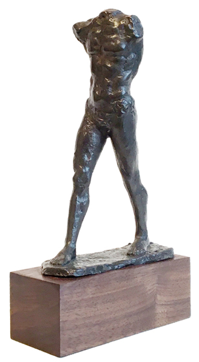 Walking Man by Rodin - Bronze